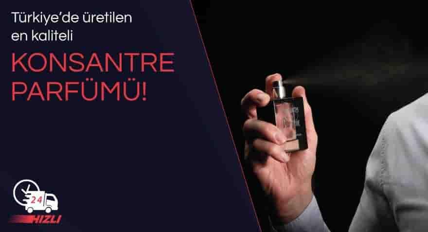konsantre parfüm