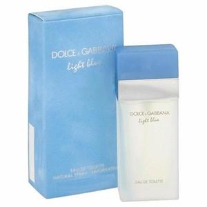 Dolce Gabbana - DOLCE GABBANA LİGHT BLUE BAYAN PARFÜM