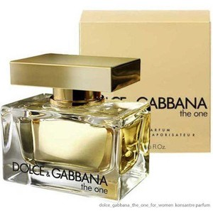 Dolce Gabbana - DOLCE GABBANA THE ONE BAYAN PARFUM