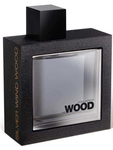 DSQUARED - HE WOOD SİLVER WİND WOOD
