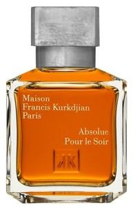 Maison Francis Kurkdjian - MAİSON FRANCİS KURKDJİAN - ABSOLUE POUR LE SOİR