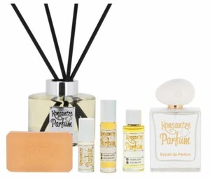 Konsantre Parfüm - MEMO - LALİBELA